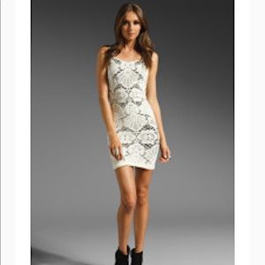 Intimately Free People Slip Bodycon Lace  Dress XS